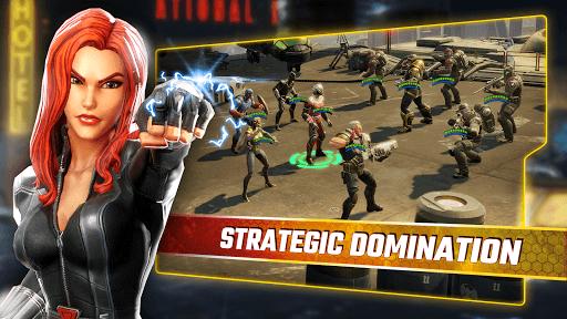 MARVEL Strike Force APK screenshot 1