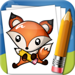 How to Draw Step by Step Drawing App icon
