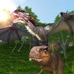 Dragon Simulator 2018: Epic 3D Clan Simulator Game icon