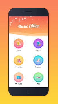 Music Editor APK screenshot 1