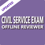 Civil Service Exam Review Offline 2018 icon