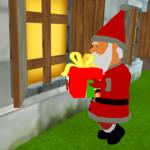 Santa Christmas Infinite Track icon