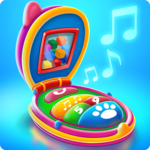 My Baby Phone Games for Kids icon