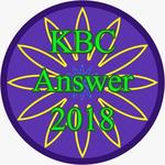 KBC Answer 2018 for pc icon