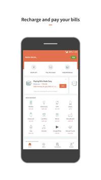 FreeCharge - Recharges, Bill Payments, UPI APK screenshot 1
