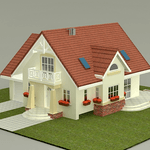 Free 3D Home Plans icon