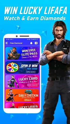 Free Diamond and win Dj Alok APK screenshot 1