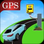 GPS Speed Camera Radar 2018 - Speed Detector free icon