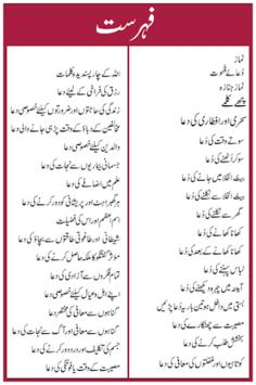 Masnoon Duain, Namaz, Namaz e Janaza, 6 kalmas APK screenshot 1
