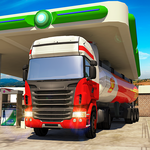 Oil Tanker Truck Driving 2018 icon