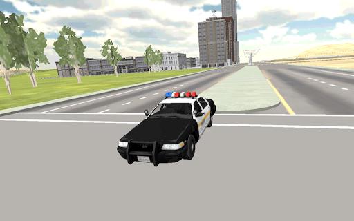 Police Car Simulator 2016 APK screenshot 1