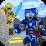 Rescue Robots Survival Games APK icon