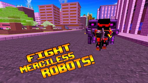 Rescue Robots Survival Games APK screenshot 1