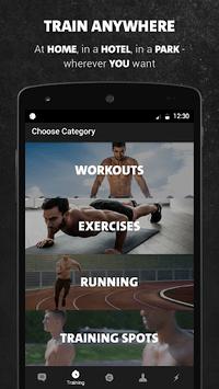 Freeletics: Personal Fitness Coach & Body Workouts APK screenshot 1