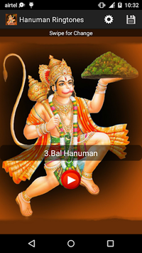 Hanuman Ringtones APK screenshot 1