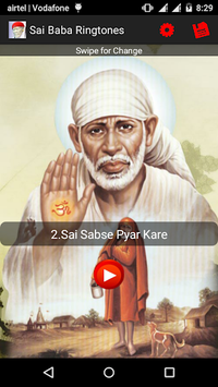 Sai Baba Ringtones APK screenshot 1