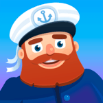 Idle Ferry Tycoon - Clicker Fun Game icon