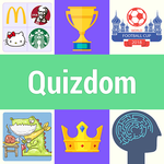Quizdom – Trivia more than logo quiz! icon