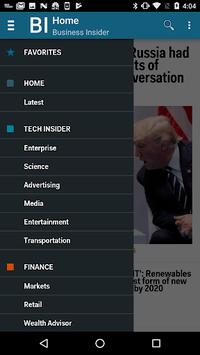 Business Insider APK screenshot 1