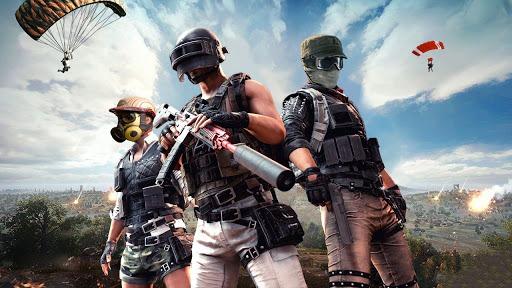Special Ops 2020: Multiplayer Shooting Games 3D APK screenshot 1