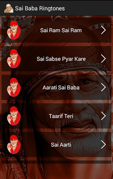 SaiBaba Ringtones APK screenshot 1