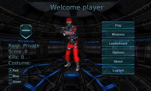 Evolution - Multiplayer FPS APK screenshot 1