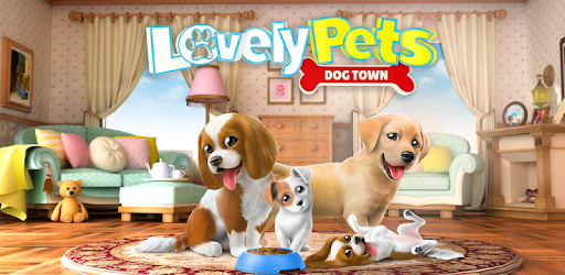 Dog Town: Pet Shop Game, Care & Play with Dog pc screenshot