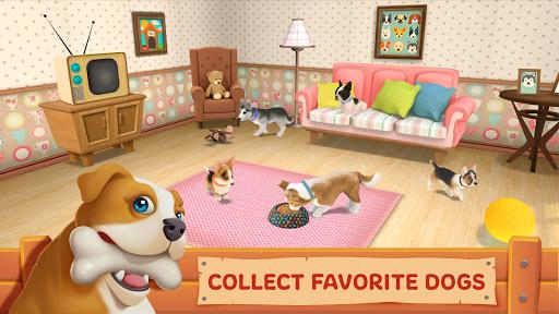 Dog Town: Pet Shop Game, Care & Play with Dog APK screenshot 1