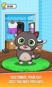 Oliver the Virtual Cat APK screenshot 1