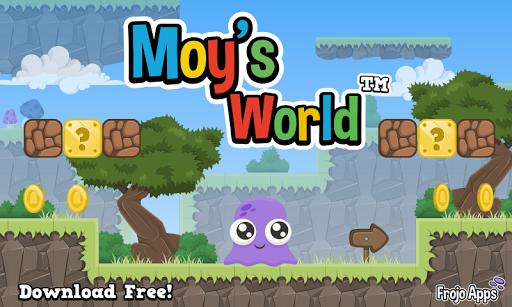 Moy's World APK screenshot 1