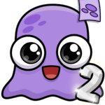 Moy 2 🐙 Virtual Pet Game icon