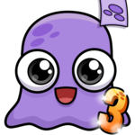 Moy 3 🐙 Virtual Pet Game icon
