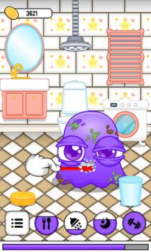 Moy 6 the Virtual Pet Game APK screenshot 1