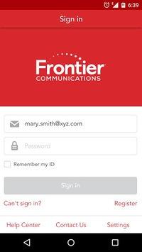 MyFrontier APK screenshot 1