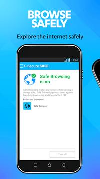 SAFE Internet Security & Mobile Antivirus APK screenshot 1
