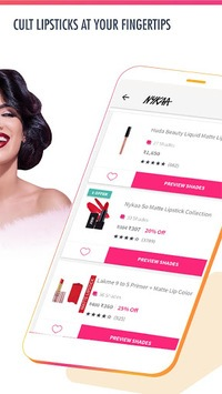 Nykaa – Beauty shopping | Buy makeup & cosmetics APK screenshot 1