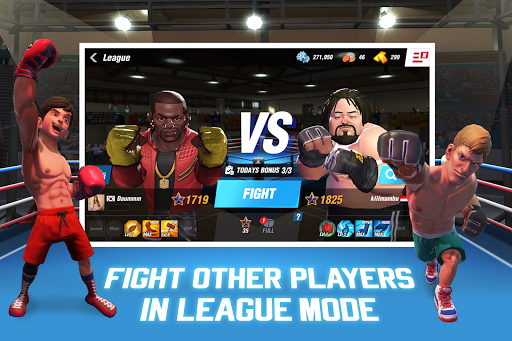 Boxing Star APK screenshot 1