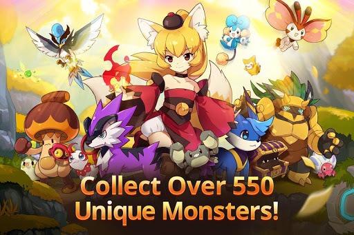 Monster Super League APK screenshot 1