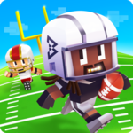Marshawn Lynch Blocky Football FOR PC