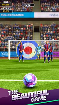 Flick Soccer 19 screenshot 1