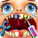 Crazy Dentist Hospital Dental Clinic Dentist Games icon