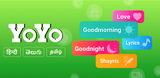YoYo- WAStickerApps, WA Status, Videos, Shayari pc screenshot