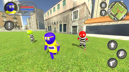 Criminal War Mafia Pursuit APK screenshot 1