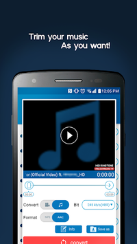 Video MP3 Converter APK screenshot 1