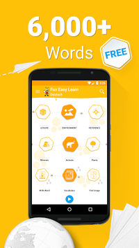 Learn German Vocabulary - 6,000 Words APK screenshot 1