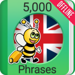 Learn English - 5000 Phrases icon