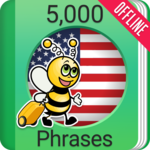 Learn American English - 5000 Phrases for pc icon