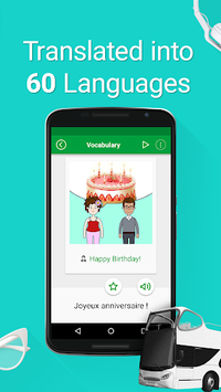 Learn French - 5000 Phrases APK screenshot 1