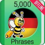 Learn German - 5000 Phrases APK icon