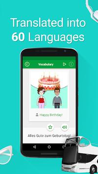 Learn German - 5000 Phrases APK screenshot 1